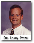 A picture of Dr. Larry Payne of River Oaks Chiropractic in San Jose California
